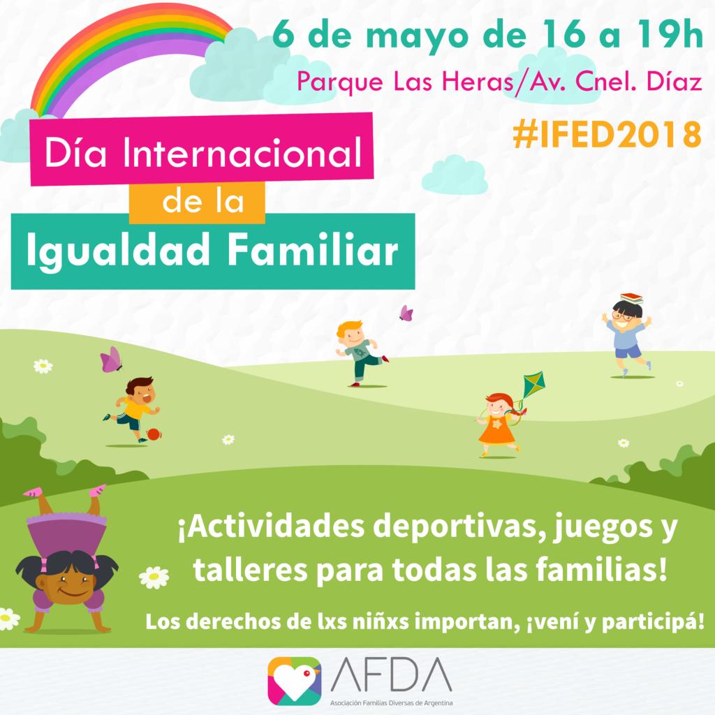 IFED Celebration Russia, Samara | International Family