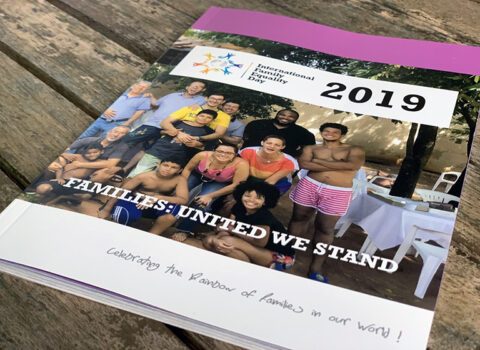 Facts, figures, stories and more: the annual report of the International Family Equality Day 2019 is out now!