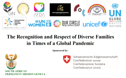 The Recognition and Respect of Diverse Families in Times of a Global Pandemic