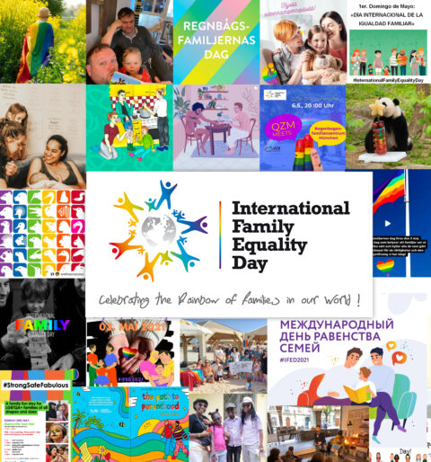 International Family Equality Day 2021: Being our authentic best